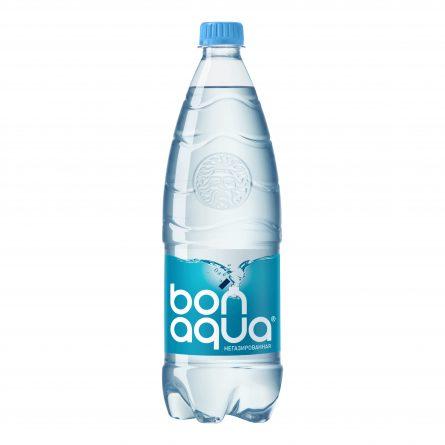 Вода питьевая Бонаква негазированная 1л