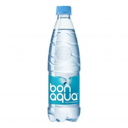 Вода питьевая Бонаква негазированная 0,5л