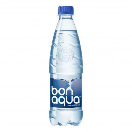 Вода питьевая Бонаква сильногазированная 0,5л