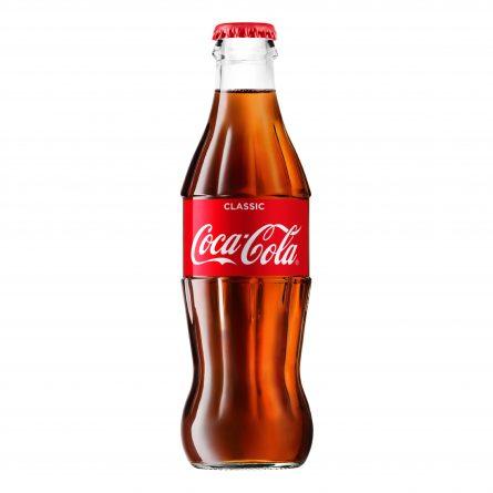 Напиток Кока-Кола 0,25л