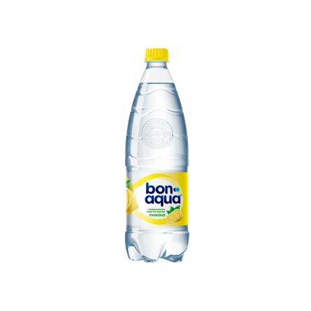 Вода питьевая Бонаква лимон 1л