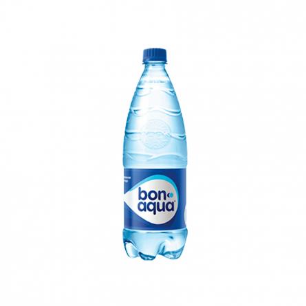 Вода питьевая Бонаква сильногазированная 1л