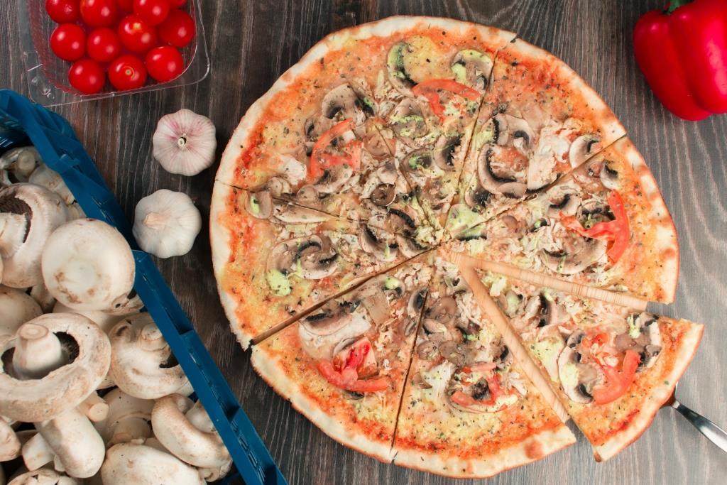 Пицца «Манчини»