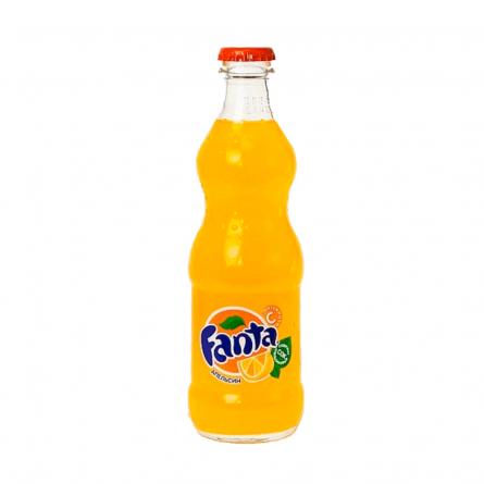 Напиток Фанта апельсин 0,25л