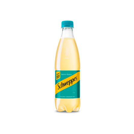 Напиток Швепс биттер лемон 0,5л
